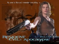 Resident Evil / Movies