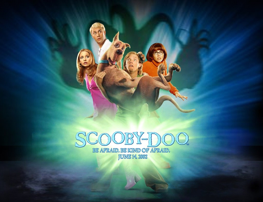 Download Scooby Doo / Movies wallpaper / 1024x786