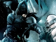 Batman vs Bane / The Dark Knight Rises