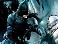 Batman vs Bane / The Dark Knight Rises