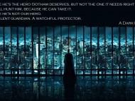 A Dark Knight / The Dark Knight Rises