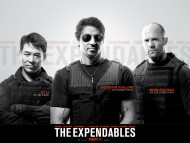 Jet Le & Sylvester Stallone & Jason Statham / The Expendables