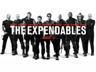 Austin Couture Lundgren Li Stallone Statham Crews Rourke Willis / The Expendables