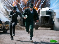 runners / The Green Hornet
