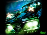 green hornet car / The Green Hornet