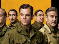 The Monuments Men / Movies