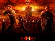 The Mummy Tomb of The Dragon Emperor / Movies