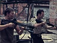 Rick & Daryl / The Walking Dead