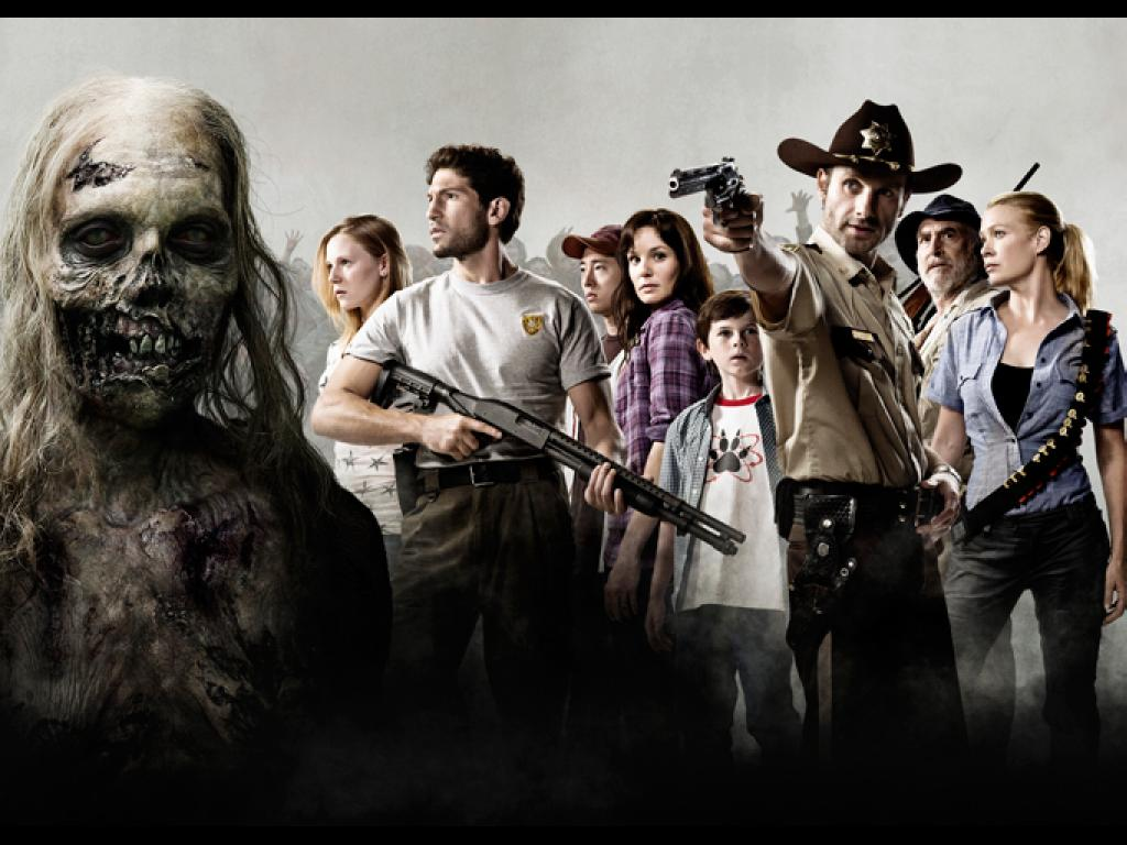 Download The Walking Dead / Movies wallpaper / 1024x768