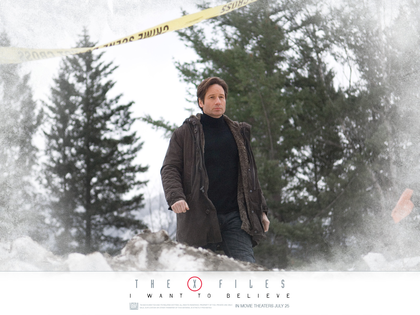 David Duchovny  The X-Files I Want to Believe wallpaper   1600x1200X Files Wallpaper I Want To Believe