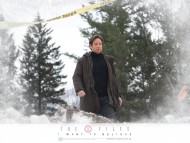 Agent Fox Mulder (David Duchovny) / The X-Files I Want to Believe