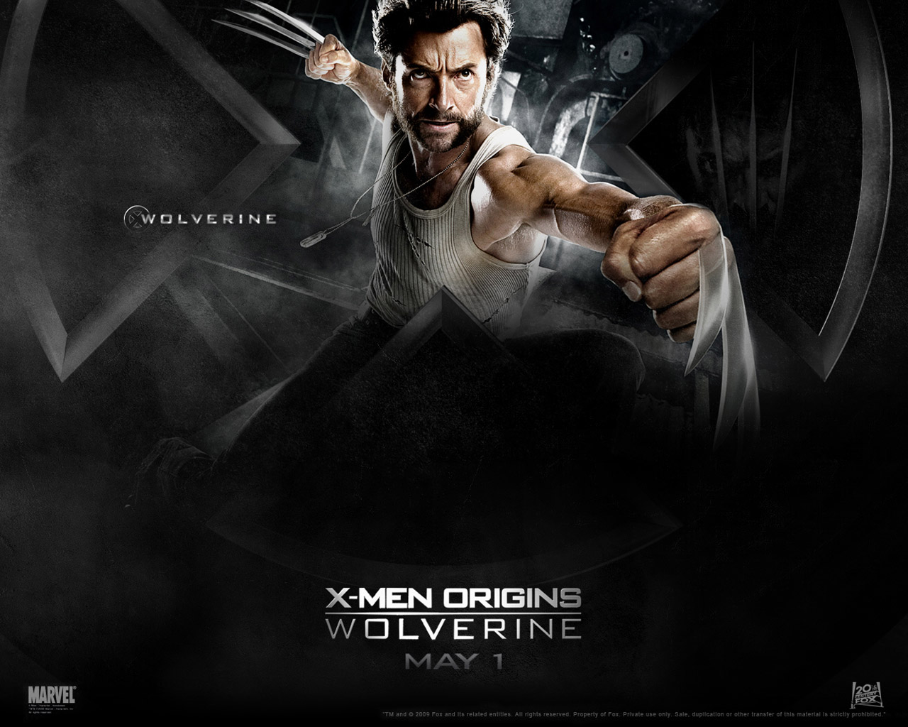 Games » X-Men Origins Wolverine Full-Rip (2010)