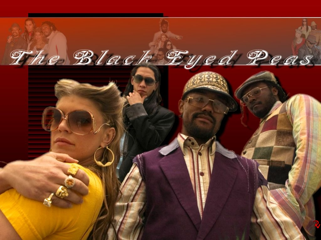 Download Black Eyed Peas \/ Music wallpaper \/ 1024x768