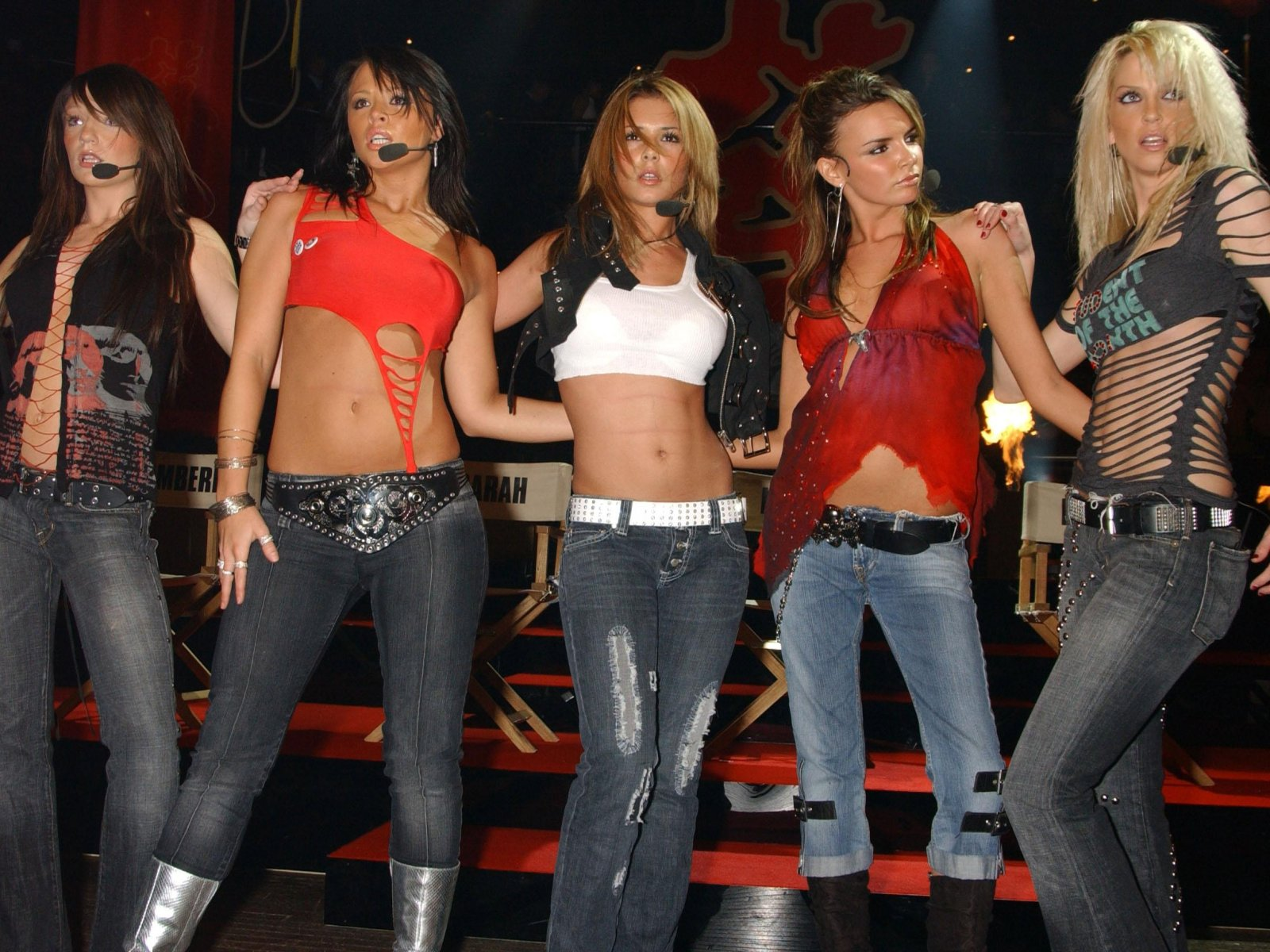 Download High quality Girls Aloud wallpaper / Music / 1600x1200