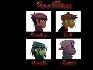 Gorillaz / Music