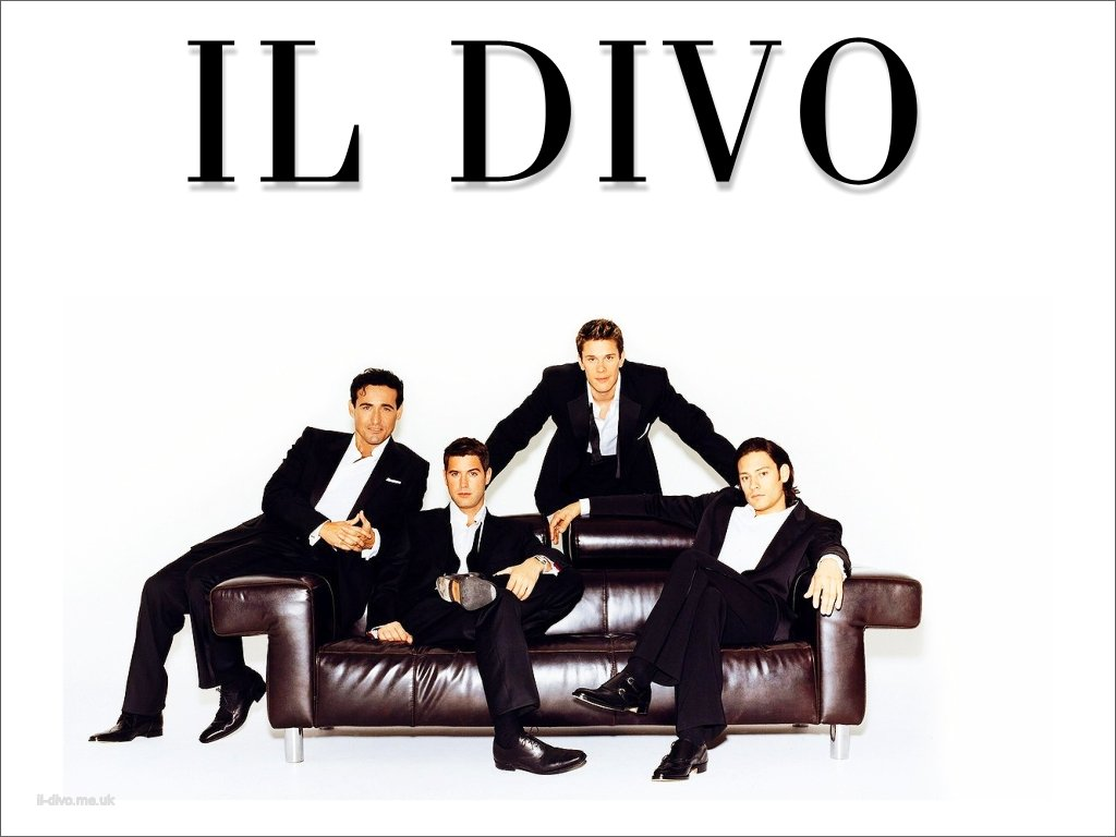 Free download full size il divo wallpaper num 6 1024 x - Il divo free music ...