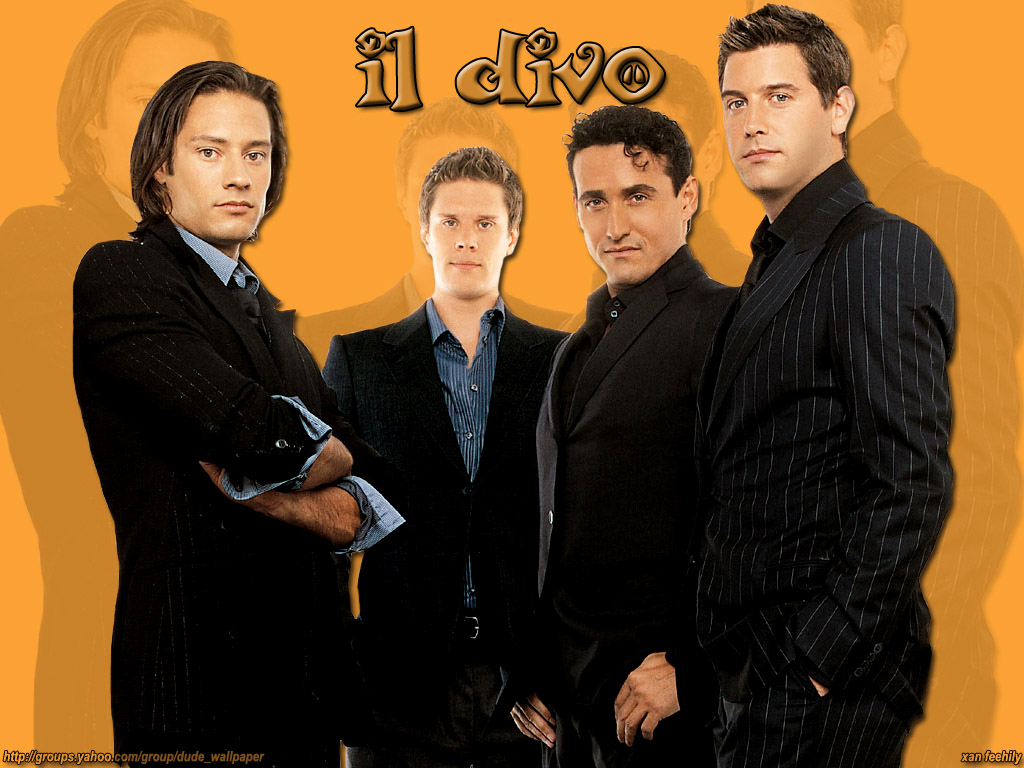 Free download full size il divo wallpaper num 1 1024 x 768 176 1 kb - Il divo songs ...