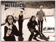 st. Anger / Metallica
