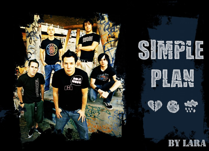 Full size simple plan wallpaper / music / 842x610
