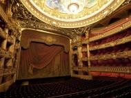 Palais Garnier / Architecture