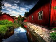 Norberg, Sweden. / Architecture