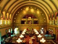 Grand Ballroom, St-Louis Union Station, Missouri / Architecture
