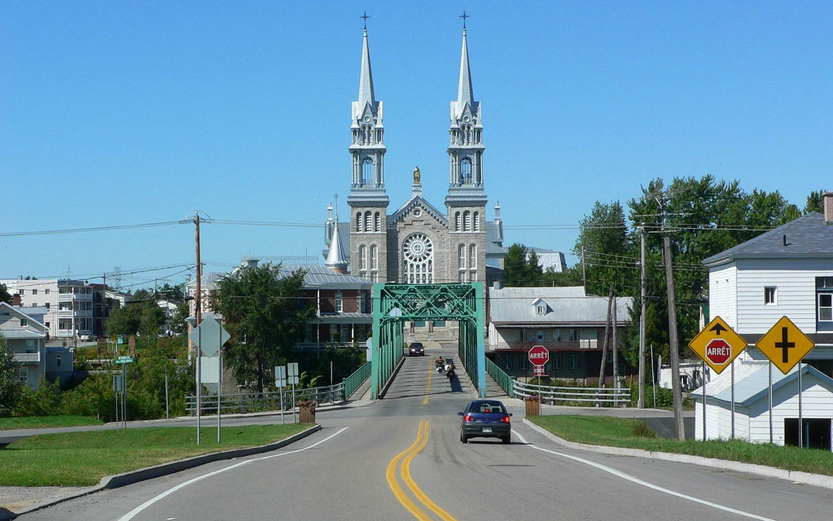 Free download hq eglise st casimir quebec canada for Architecture quebec