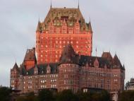 Chateau Frontenac, Quebec, Canada / Architecture