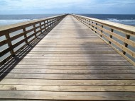Isle of Palms Pier, South Carolina / Beaches