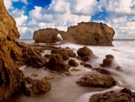 Corona Seascape, Corona Del Mar, California / Beaches