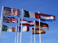 flags / Cities