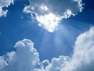Heaven's Rays / Clouds