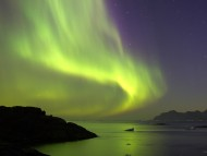 Download Northern lights / Clouds