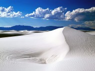 White Sands National Monument, New Mexico / Deserts