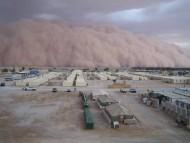 Desert Sand Storm / Deserts