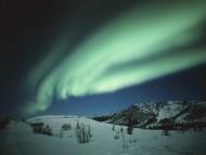 Dancing Northern Lights, Alaska / Forces of Nature