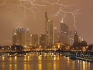 Lightning Storm, Frankfurt, Germany / Forces of Nature