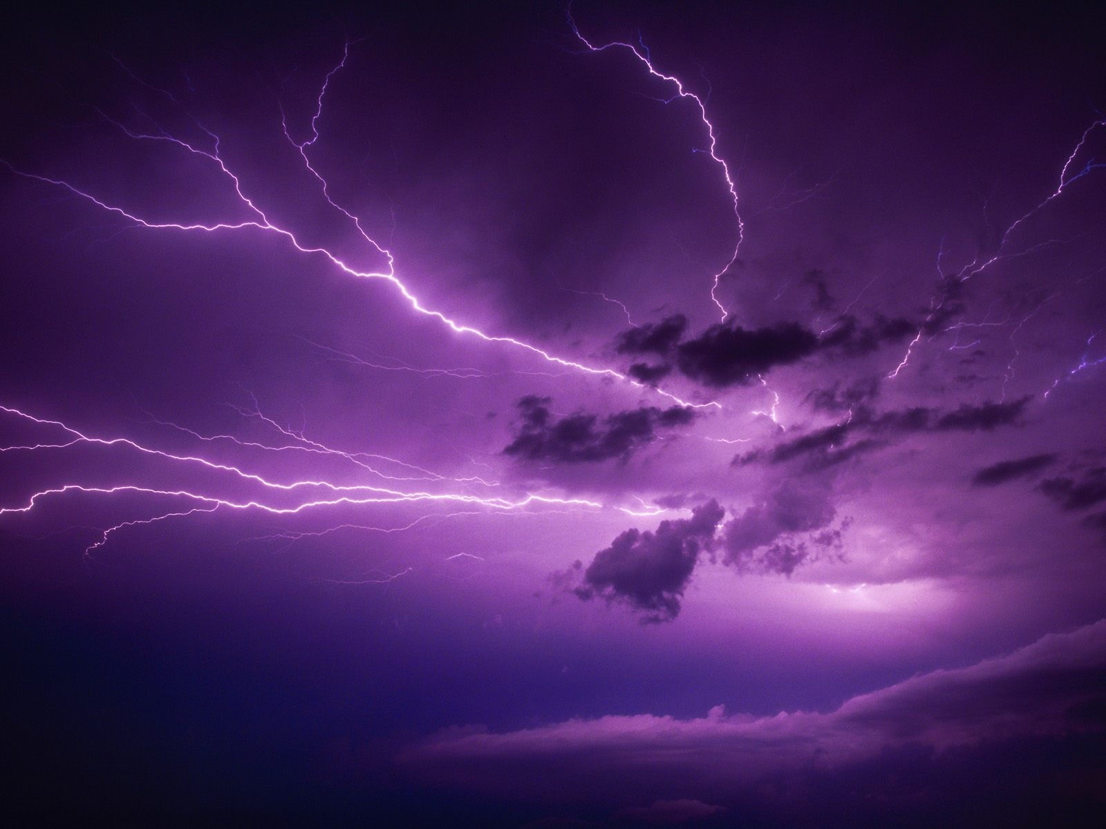 free download hq electrical storm forces of nature wallpaper num, Powerpoint templates