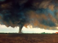 Twister, Fargo, North Dakota / Forces of Nature