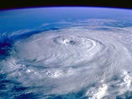 Eye of the Storm, Hurricane Elena, September 1, 1985 / Forces of Nature