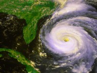 Hurricane Fran, September 4, 1996 / Forces of Nature