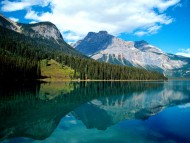 Emerald Lake, Yoho National Park, British Columbia, Canada / Lakes