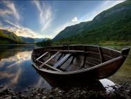 Boat, Cog / Lakes