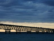 Longest Bridge, Twilight / Lakes