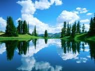 Lake Gunnison National Forest, Colorado, USA / Lakes