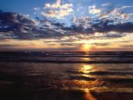 Evening Glory, Lake Michigan / Lakes