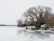 Ice And God / Landscape