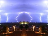 Lightning In Romania / Lightnings