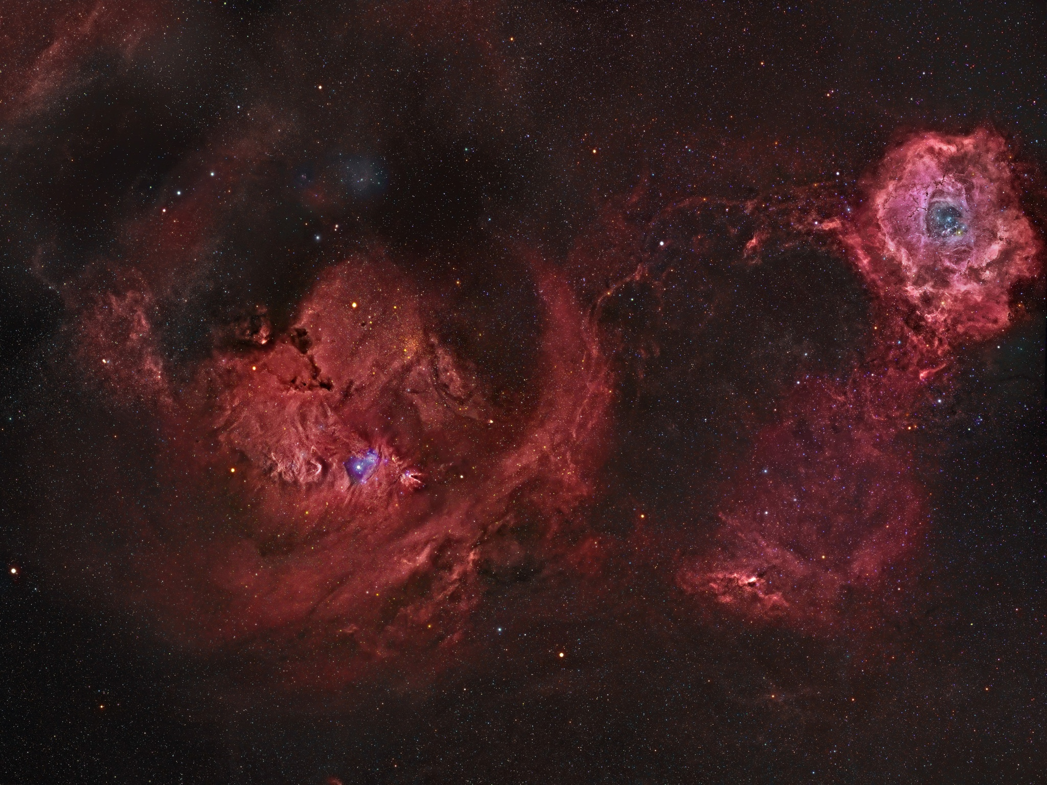 2048x1536 space nebula - photo #1