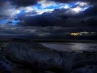 Lumen through the clouds / Storms